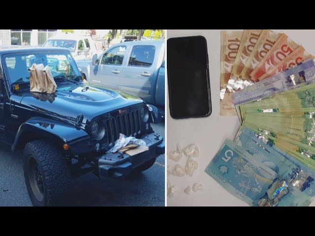 Drug dealers using new drivers to move product, police say