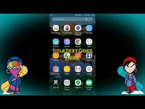 How to download gta Anders game  in any android phone free me