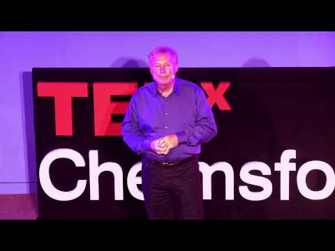 The hidden truth about human connection | Dan Foxx | TEDxChelmsford
