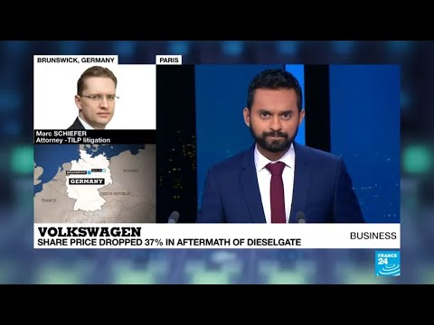 Volkswagen 'Dieselgate' trial opens in Germany