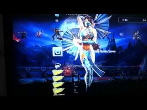 My Final Custom Mortal Kombat Theme Ps3