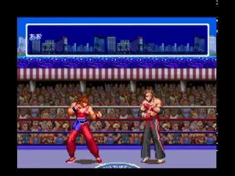 SNES Longplay [333] Hiryuu no Ken S - Golden Fighter