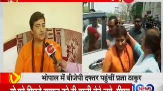 BJP to field Sadhvi Pragya Singh Thakur from Bhopal against Digvijay Singh