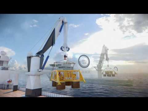 Rolls-Royce | Subsea Fibre Rope Crane (FRC)