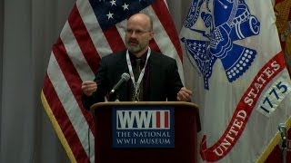 "Jonathan Parshall | ""Shattered Sword: The Untold Story of the Battle of Midway"""