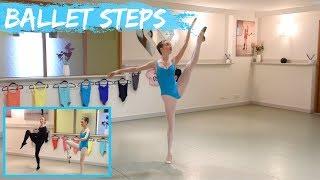 THE BALLET STEPS CHALLENGE