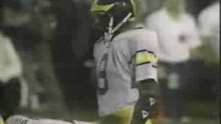 Crowd Noise disrupts 1988 ND-Michigan game