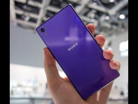 Sony Xperia Z1 C6903 Password Reset or Recovery by Mobile Hard Reset