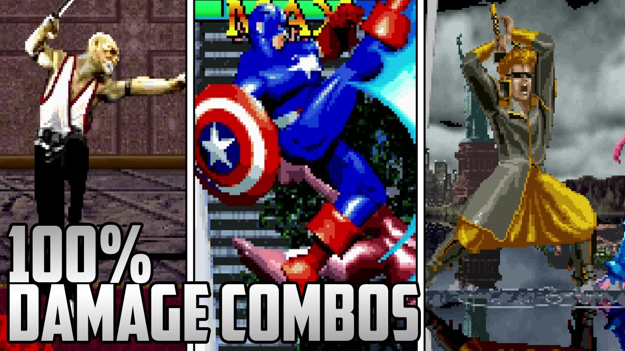 MK2, Avengers & More! TOD Combos in 7 Different Games!