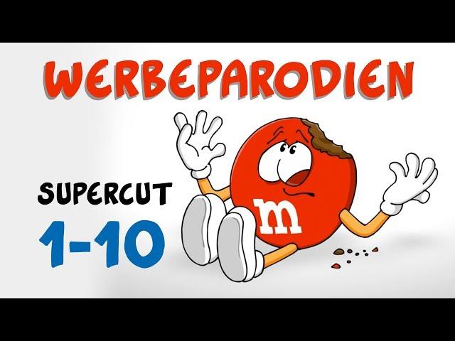 Ruthe.de - Werbeparodien SUPERCUT (Folgen 1-10 am Stück)