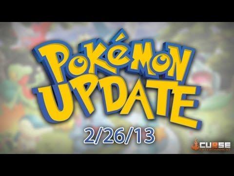 Pokemon Update -  Manga To Be Released