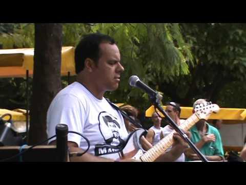 Willian Lee - Sultans Of Swing (Cover Dire Straits) Avenida Paulista / São Paulo 12/02/2017