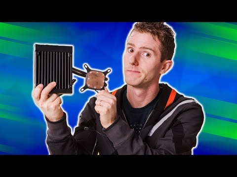 Why you shouldn't water cool your PC