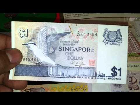 OLD SINGAPORE MONEY