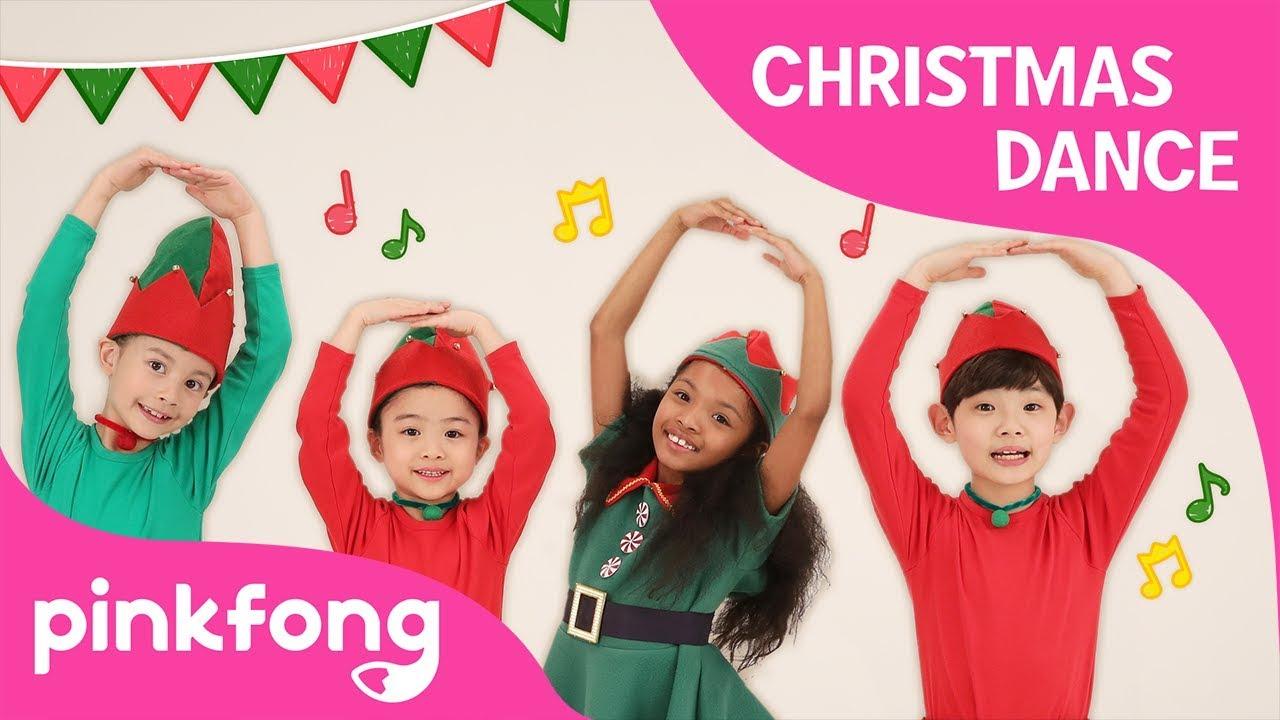 Merry Twistmas Pinkfong | Christmas Dance | Dance Along | Pinkfong Songs for Children