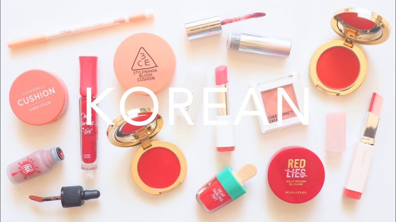 Trying Korean Makeup Laneige 3ce Etude House From Yesstyle Ad