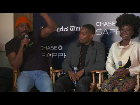 Sundance 2018: Idris Elba says 'Yardie' s Jamaica in a different light  Los Angeles Times