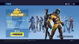 I Bought  (BATTLE PASS ) the first time?/ OmG