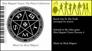Reach Out To The Truth ~Persona 4~ (Piano Collections)