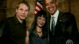 CBS Nightly News with Katie Couric - Portrait of the Artist - Shepard Fairey Interview - 11/5/08
