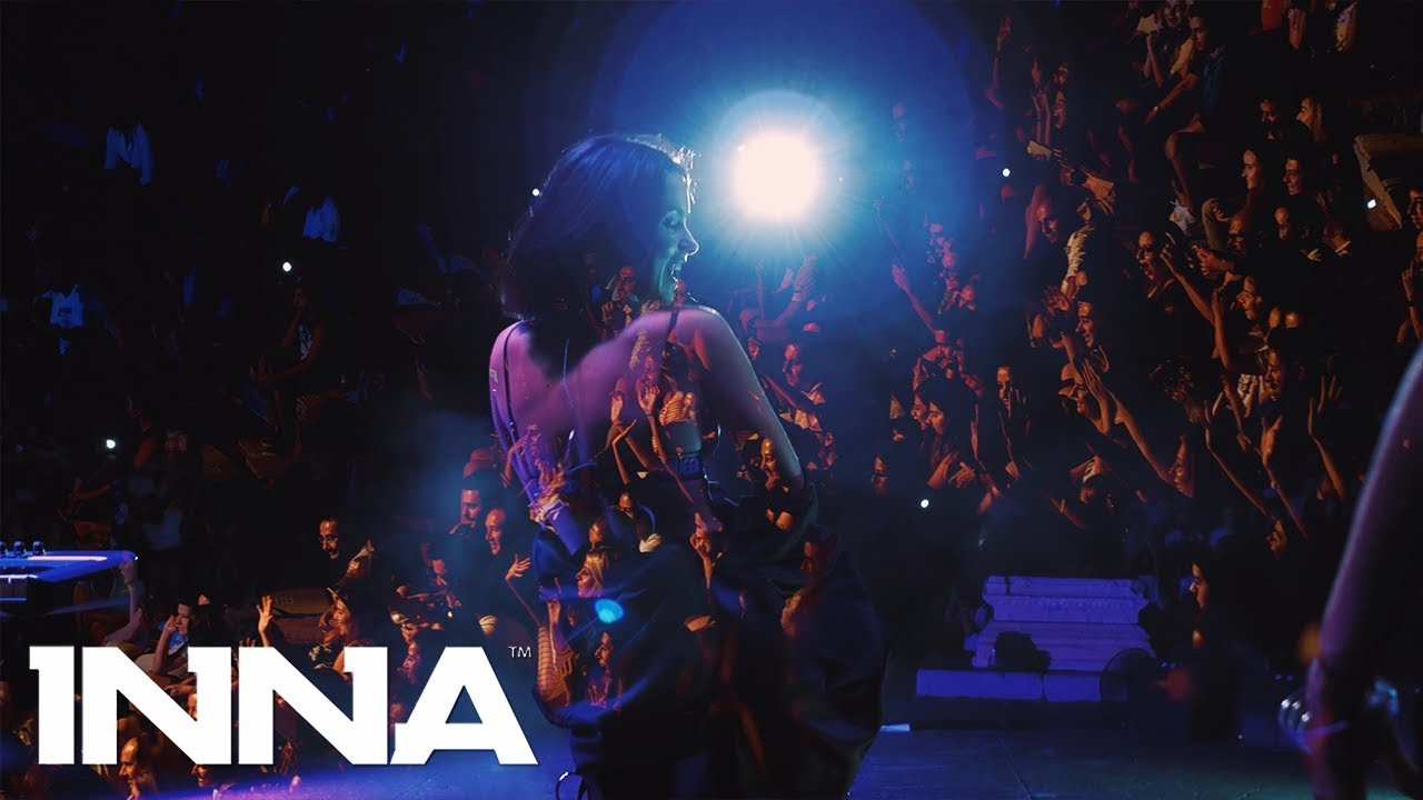 INNA   On The Road #254 - INNA Tour Bodrum
