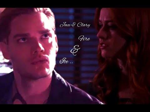 Jace & Clary ~ Fire & Ice