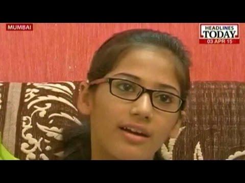 Mumbai Muslim Girl Marryam Siddiqui Wins Bhagavad Gita Competition