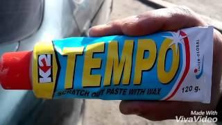 Быстрая и качественная полировка авто. Удаление царапин. Как убрать царапины с кузова машины(Полировочная паста К2 темпо. Как убрать царапины с кузова автомобиля., 2016-05-05T07:15:24.000Z)