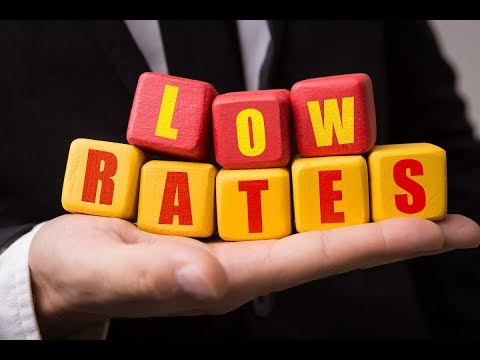 Special Rate Refinancing For Our Clients