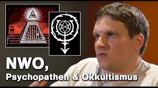 NWO, Psychopathen & Okkultismus - Tilman Knechtel im NuoViso Talk