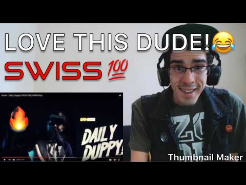 "Wordplay level 1000!...SWISS ""DAILY DUPPY"" [REACTION]!"