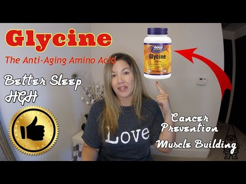 Glycine The Best Amino Acid✔️