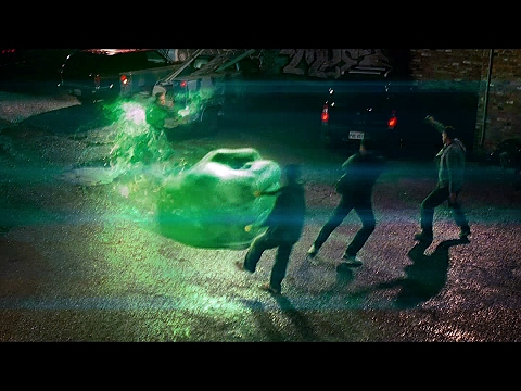 Fight In The Parking   Green Lantern Extended Cut