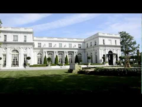 RHODE ISLAND BEST MANSIONS - MUST SEE VIDEO!!!