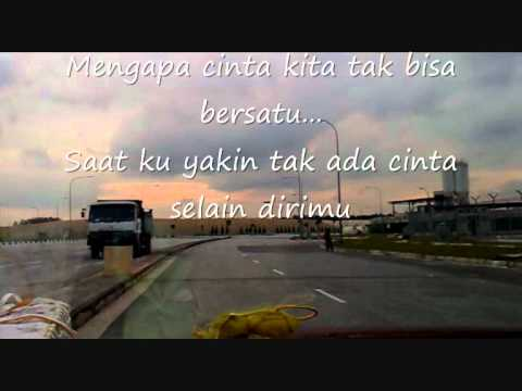The Virgin - Cinta Terlarang (wid lyrics)
