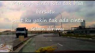 The Virgin - Cinta Terlarang (wid lyrics) Mp3