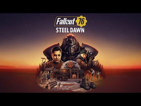 """Fallout 76: Stählerne Dämmerung – """"Rekrutierung""""-Teaser"""