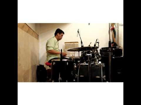 RAYAKAN YESUS RAYAKAN/CELEBRATE JESUS CELEBRATE - VICELTOBING (drum cam) at HKBP Perumnas 2 Bekasi