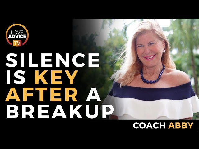 Silence After A Breakup | Silence Is Key After A Breakup