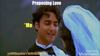 Proposing love troll | WhatsApp status for singles