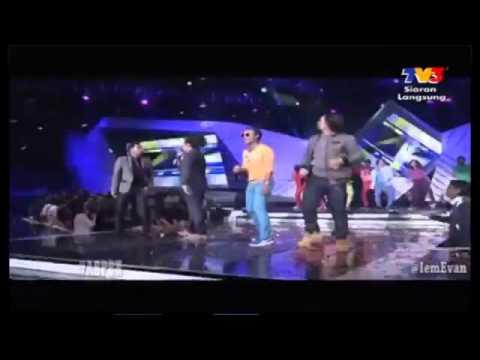 ABPBH 2013 - Johan Feat Zizan Aku Maafkan Kamu