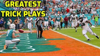 Sports Tricks That Will Blow Your Mind | Greatest Trick Plays