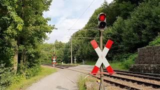 Ettlingen (East) Level Crossing, Baden-Württemberg