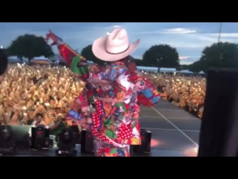 Lil Nas X - Old Town Road  in Dallas Texas