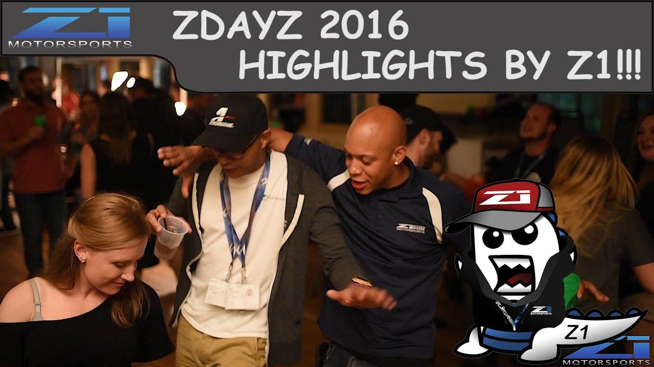 Z1 Motorsports - ZdayZ 2016 Highlights - YouTube