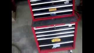 My Halfords tool chest
