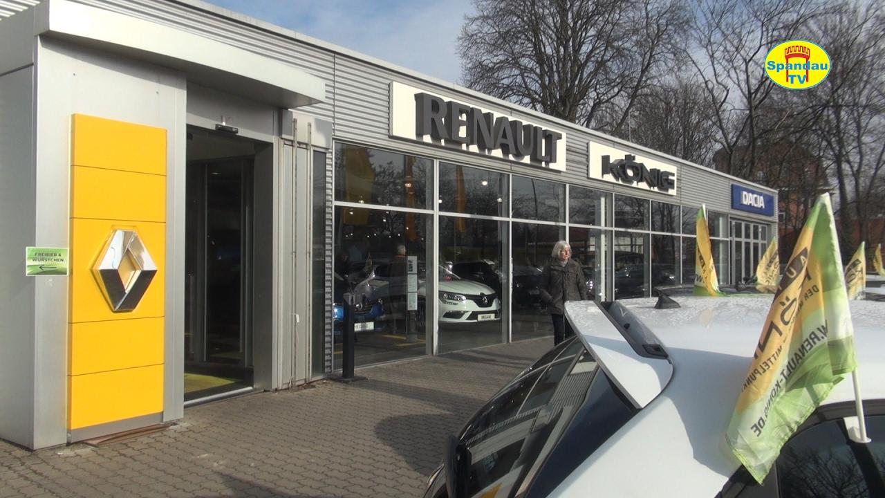 Renault König Berlin