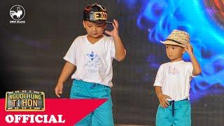 Người Hùng Tí Hon | Truyền Nhân Nhỏ Tuổi Nhất Làng Xiếc Việt Nam