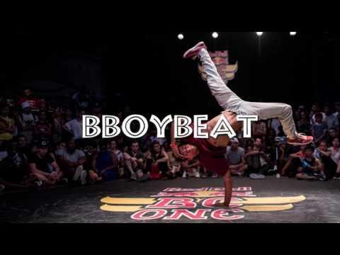 DJ Mel - Red Bull BC One Breaking Mixtape 2017