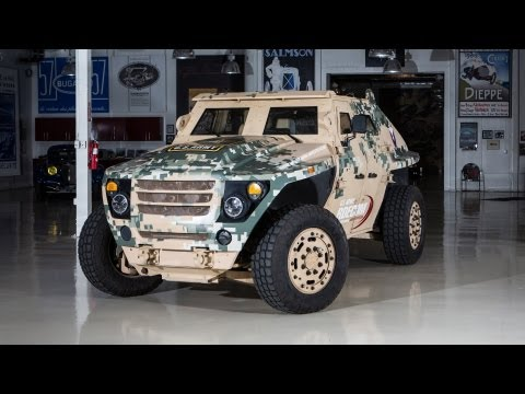 U.S. Army FED - Jay Leno's Garage